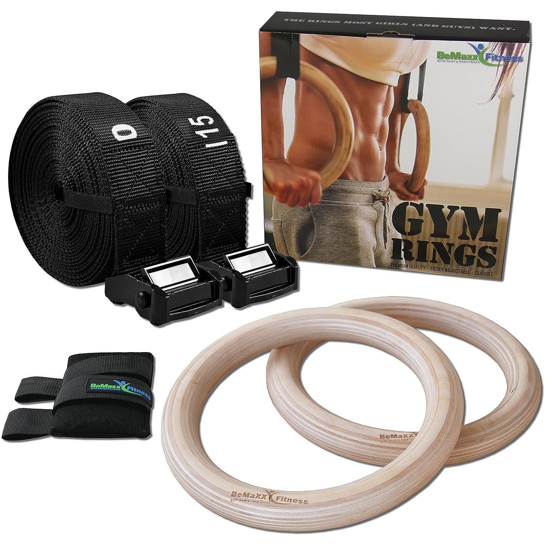 BeMaxx - Gymnastikringe Home Fitness