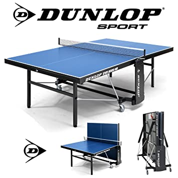 DUNLOP EVO 6000 HD tamaño Completo Interior Mesa de Ping Pong en ...
