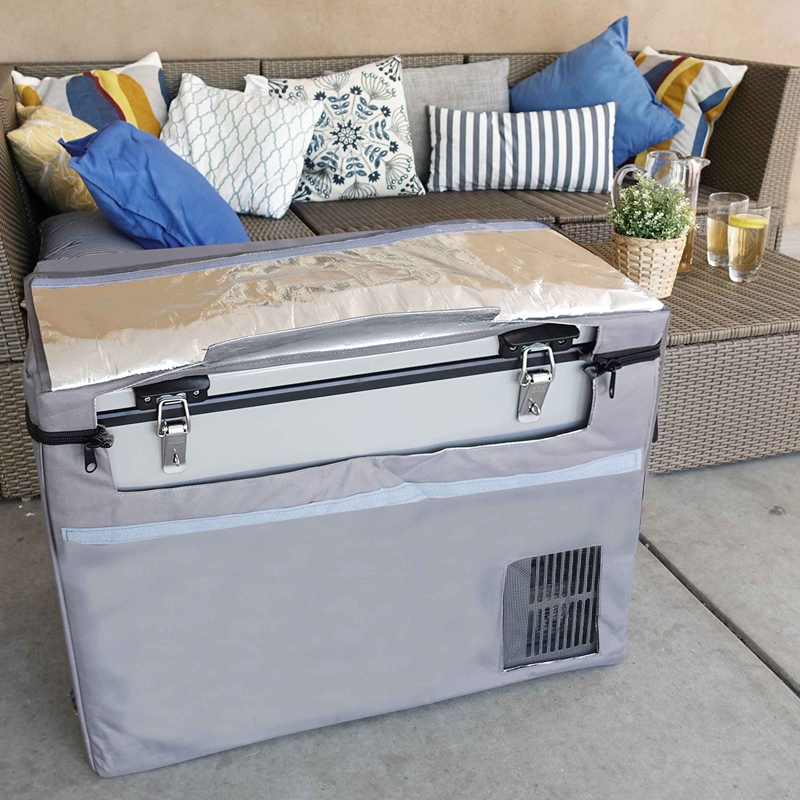 Whynter Insulated Transit Bag for Portable Refrigerator/Freezer Model FM-65G by Whynter (Image #4)