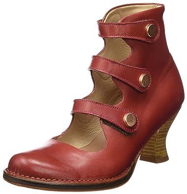 S867 Kurzschaft Skin Restored Neosens Stiefel Rococo Damen