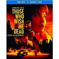 Those Who Wish Me Dead (BIL/Blu-ray+DVD+Digital)