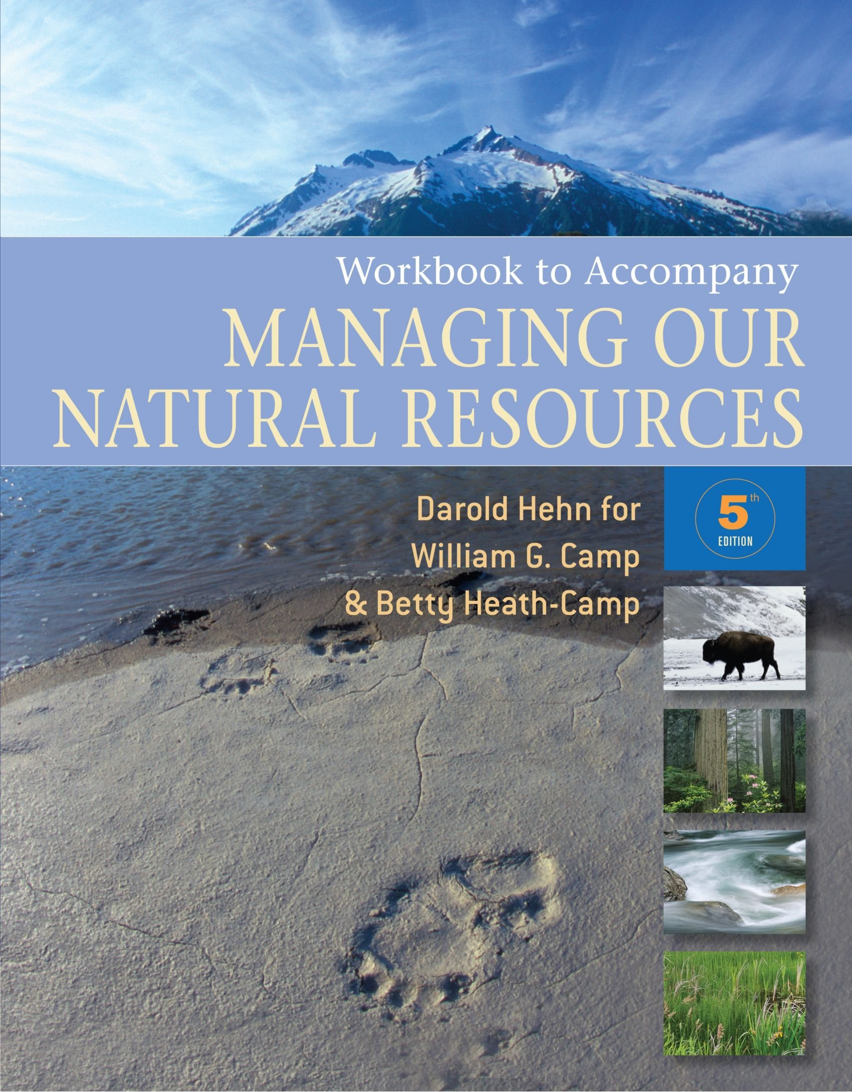 Workbook for Camp's Managing Our Natural Resources, 5th PDF