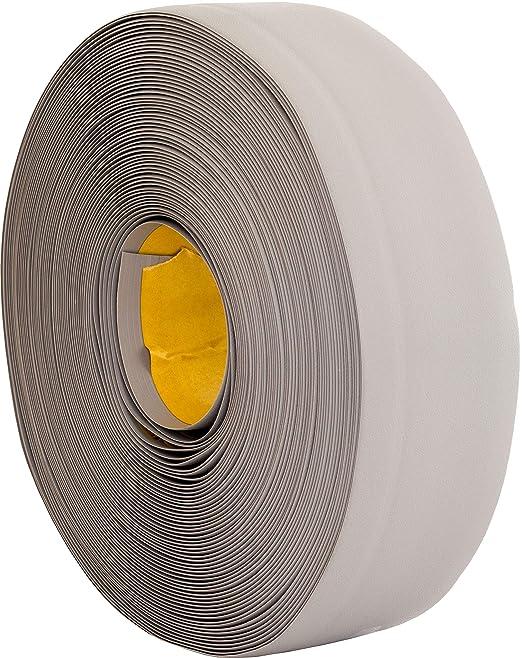 Winkelleiste Sockelleiste MS010 Weichsockelleiste selbstklebend grau 10m