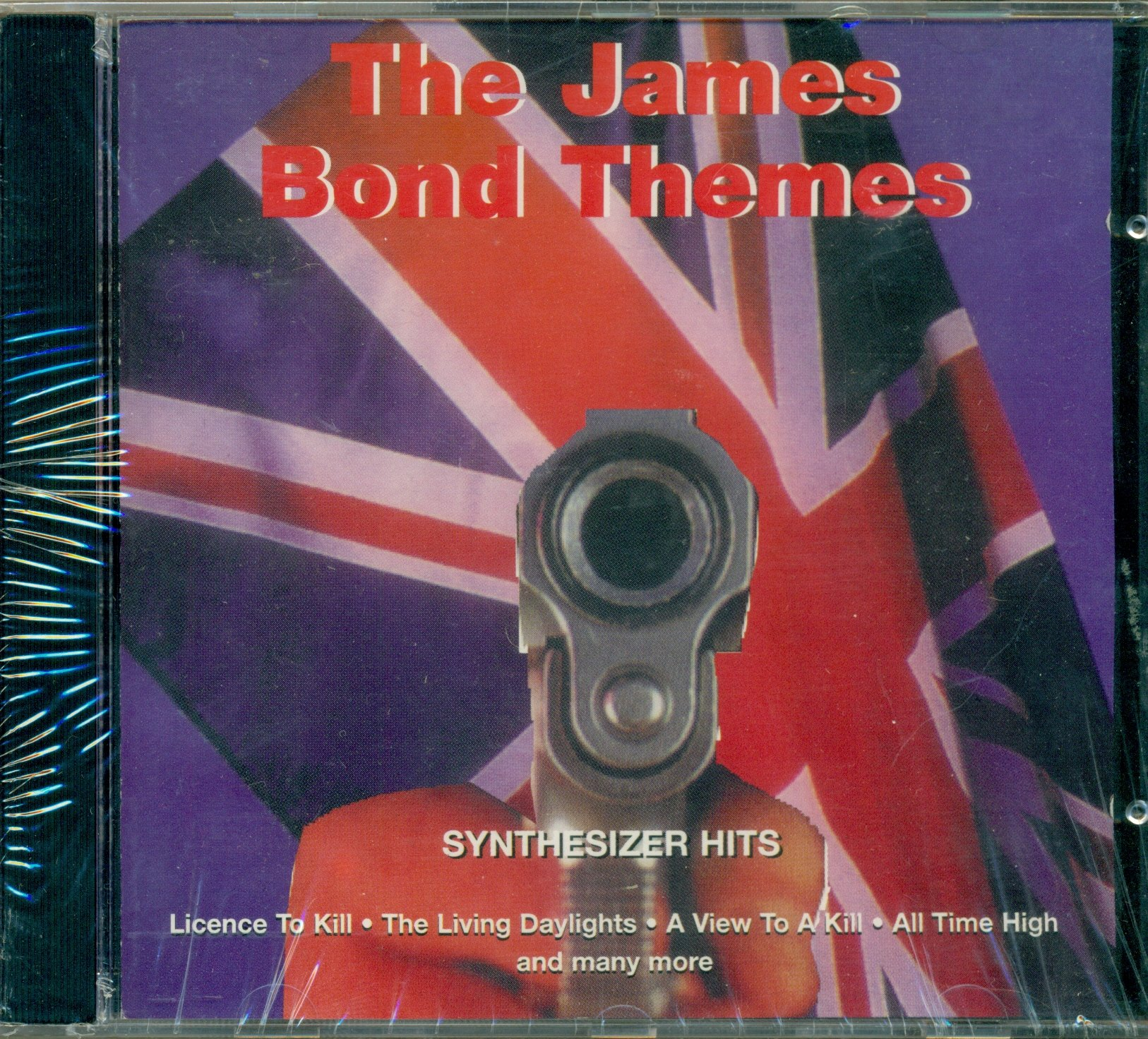 The James Bond Themes - Synthesizer Hits by Musketeer