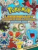 Pokémon Legendary Sticker Collection: Regional Pass