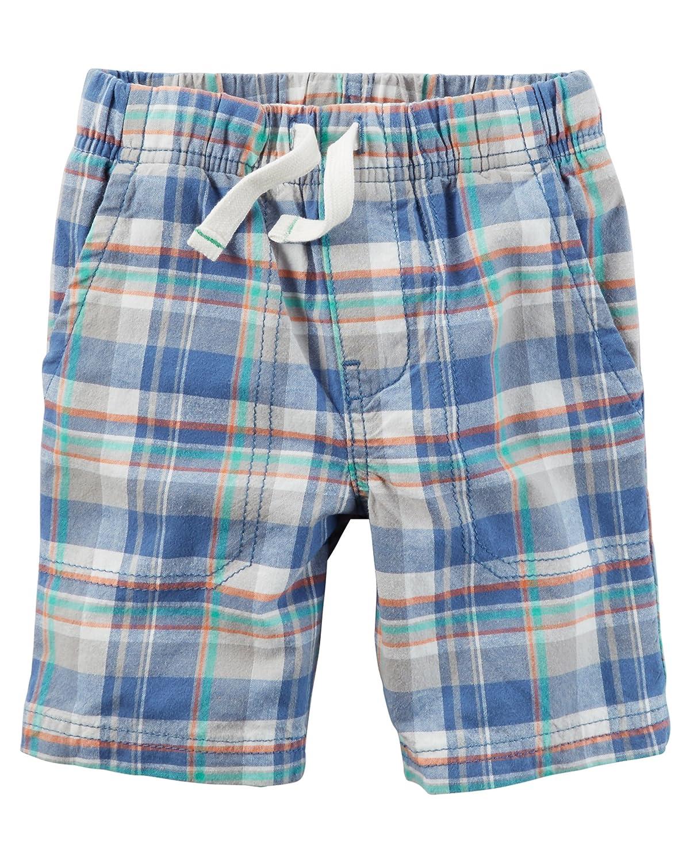 『2年保証』 カーターズ Carter's ショート パンツ Pull-On パンツ Plaid Shorts Color 9M (67-72cm) Carter's B06ZYYKGXX Color 24M (83-86cm) 24M (83-86cm)|Color, タマヤマムラ:5b1e619a --- ciadaterra.com