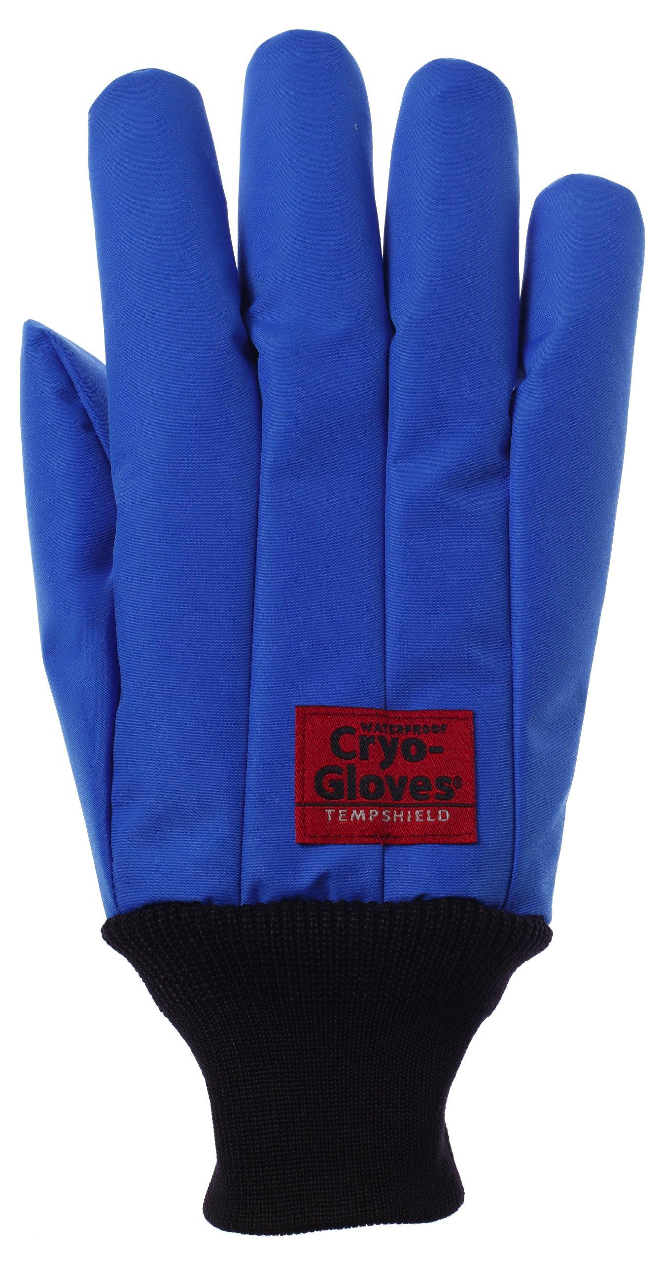 Waterproof Cryo-Gloves WRMWP Cryogenic Gloves, Wrist Length, Medium