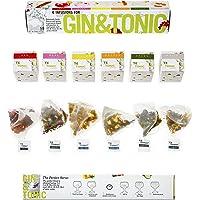 Black Friday promo regalo de Navidad Botanicos gin tonic! Regalo Especias Gin Tonic naturales -Gin & Tonic selección. 6…