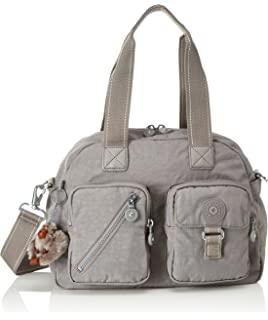 Amazon.com: Kipling Defea Up, Womens Satchel, Beige (True ...