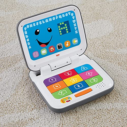 Fisher-Price CBW14 Laugh and Learn Smart Stages Laptop