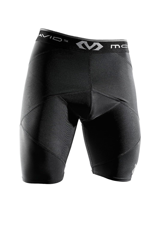 McDavid Kompressions-Shorts mit Super Cross Hip Spica