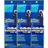 Gillette Sensor3 Men's Disposable Razor