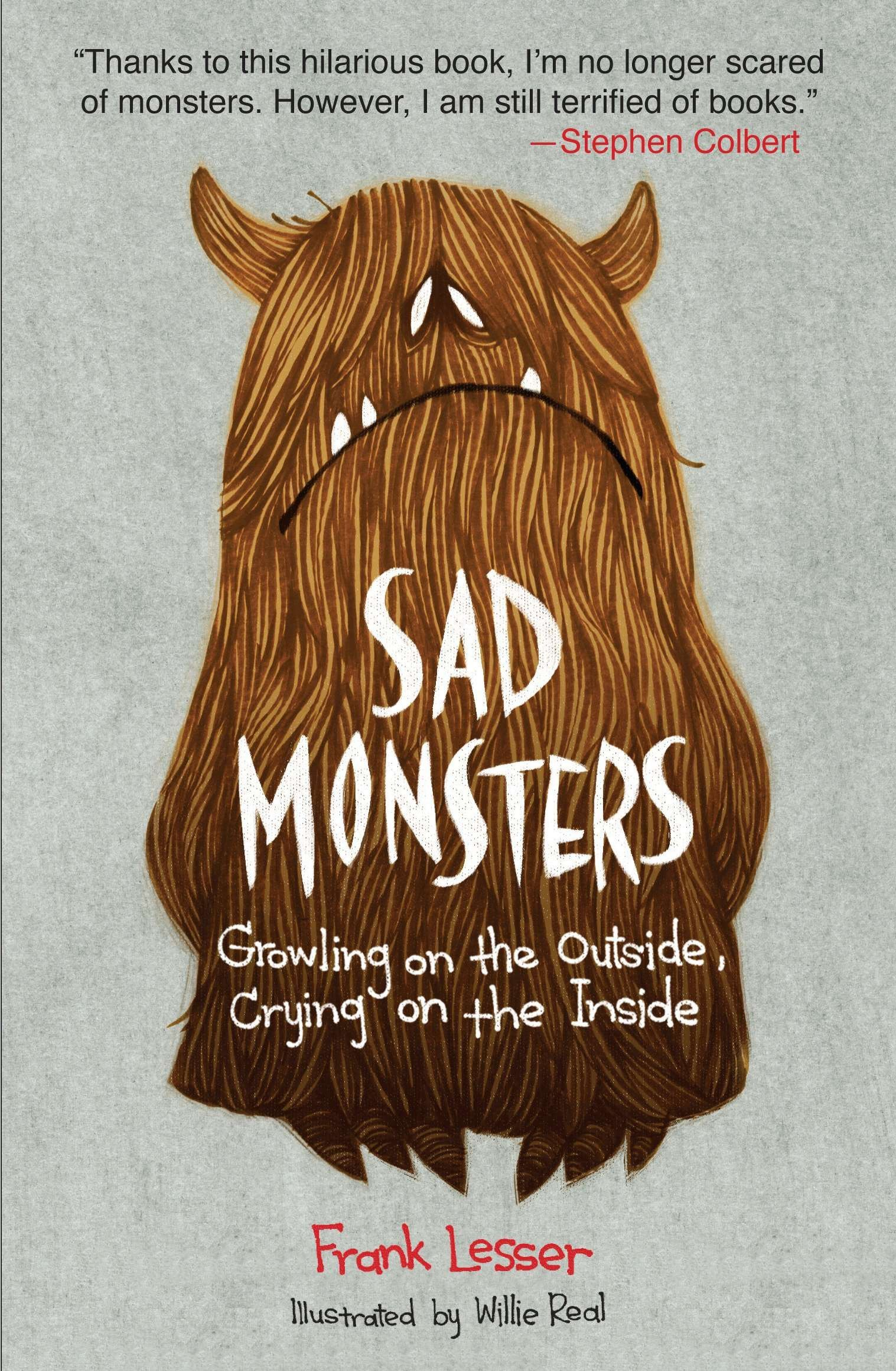Download Sad Monsters: Growling on the Outside, Crying on the Inside pdf