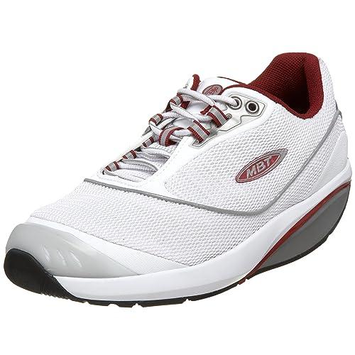 MBT - Zapatillas de Deporte para Mujer Blanco: Amazon.es: Zapatos y complementos