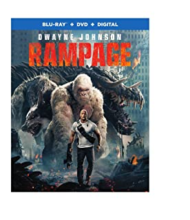 Book Cover: Rampage