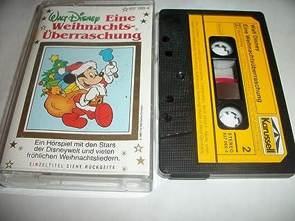 Eine Weihnachtsüberraschung Cassette Amazon Co Uk Music