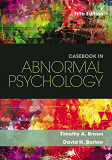 Abnormal psychology a scientist practitioner approach kindle casebook in abnormal psychology fandeluxe Images