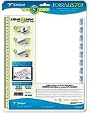 Sadipal 2209 - Blíster 5 forros para libros, 29 cm alto