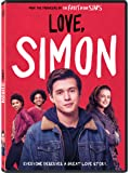 LOVE SIMON - LOVE SIMON (1 DVD)