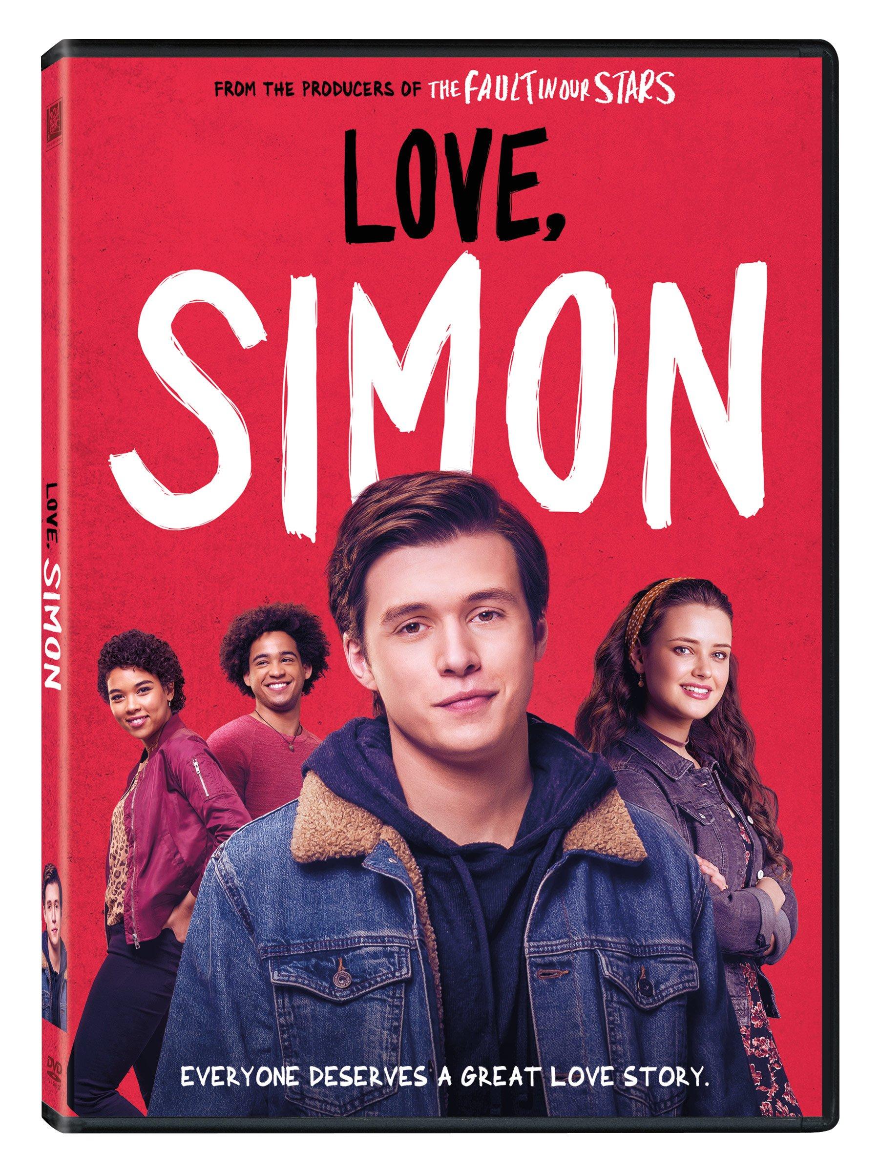 Book Cover: Love, Simon