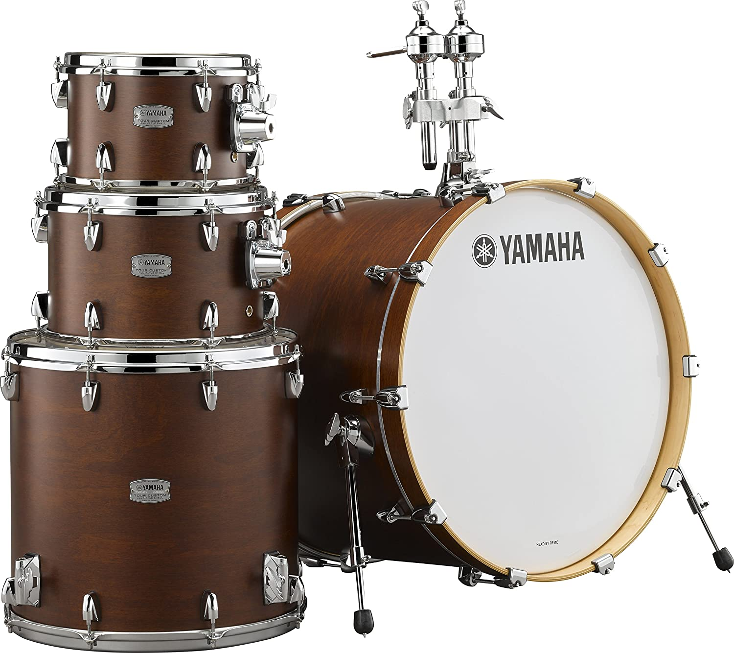 """14/"""" CS X COATED SCHLAGZEUG FELL SET DRUMS WEISS REMO AMBASSADOR RESO SNARE 14/"""""""