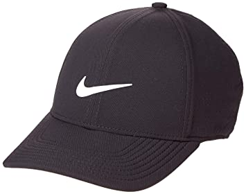 2074e712580 Nike AA2260-010 AeroBill Legacy 91 Hat - Black Anthracite Anthracite White