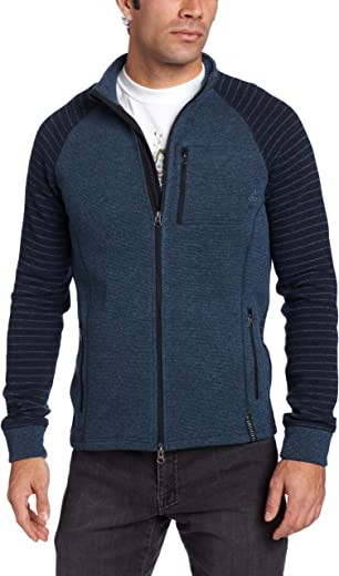 Prana Men's Rohan Full Zip Shirt