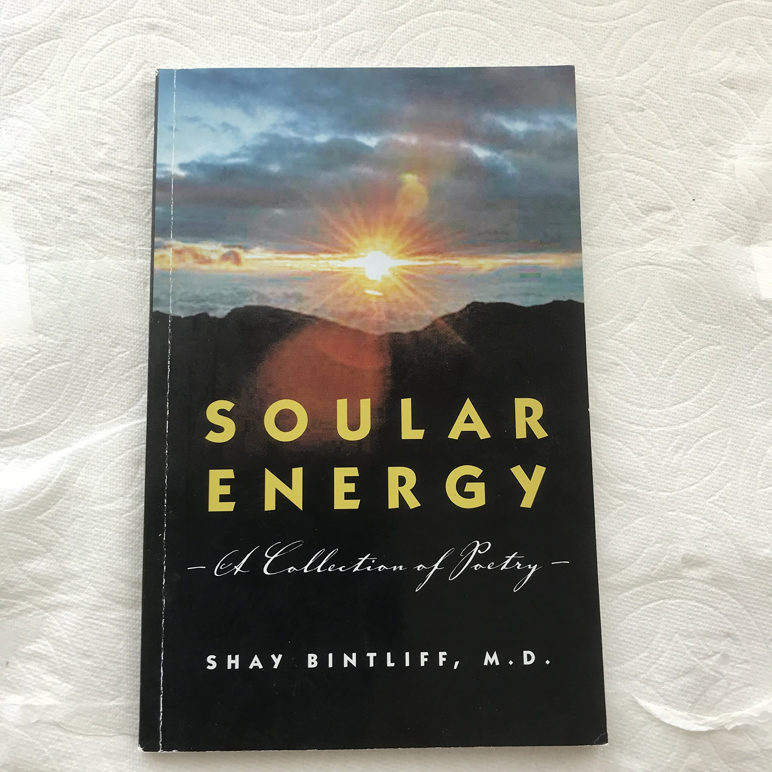 Download Soular Energy, A Collection of Poetry PDF