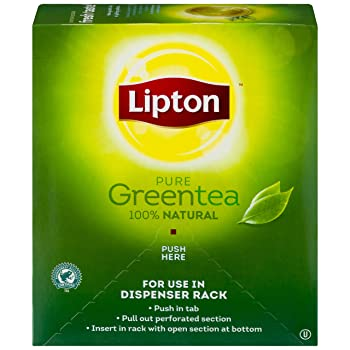 Lipton Green Tea 100% Natural