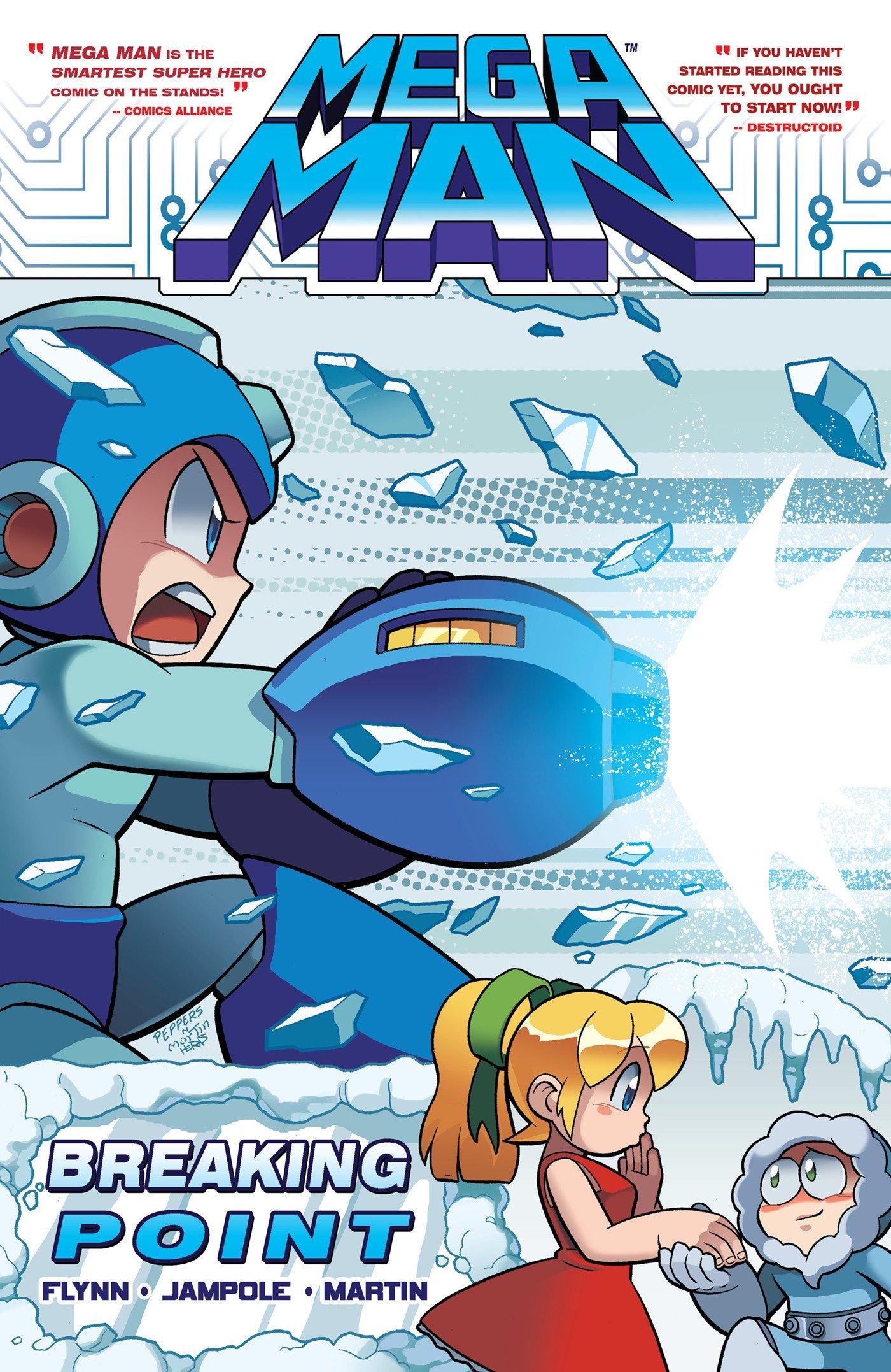Mega Man 6: Breaking Point ebook