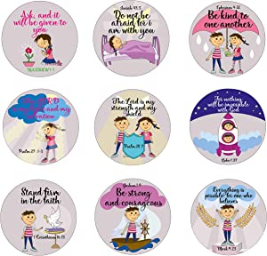 Sweepstakes: Bible Verse Stickers for Kids | Christian Stickers Pack…