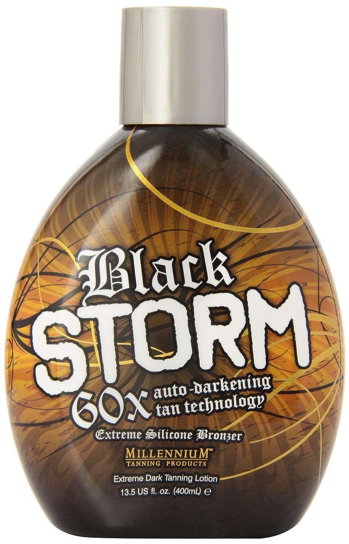 Millenium Tanning - Black Storm Premium Tanning Lotion