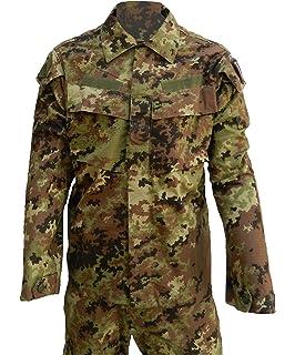 Giacca Impermeabile Vegetato OUTLET MILITARY Termico Militare ZBBa5q