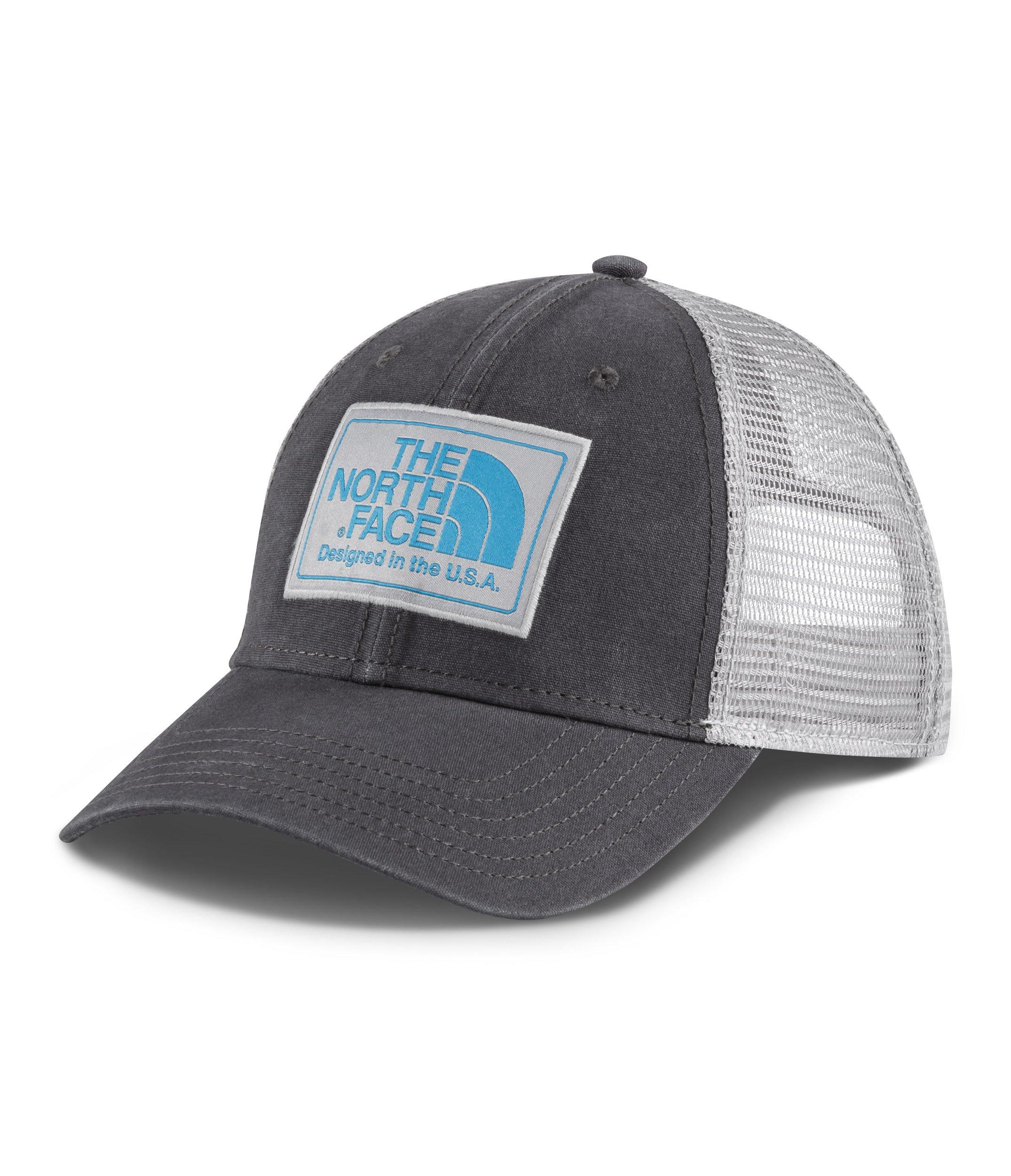 The North Face Mudder Trucker Hat - Asphalt Grey/High Rise Grey