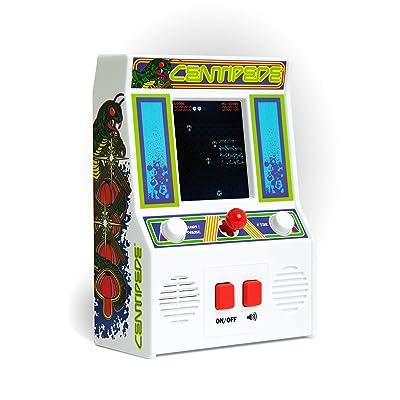Arcade Classics - Centipede Retro Handheld Arcade Game: Toys & Games