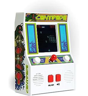 Amazon.com: Qbert Classic Mini Arcade Game: Toys & Games