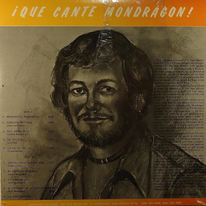 - Que Cante Mondragon! - Amazon.com Music