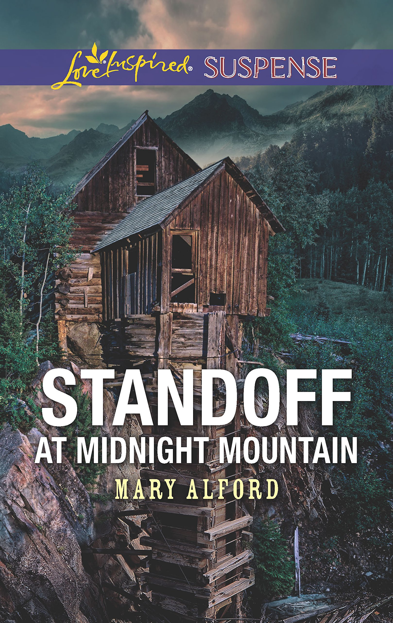 Download Standoff at Midnight Mountain (Love Inspired Suspense) pdf