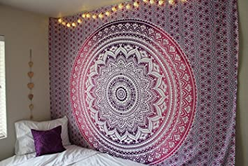 Marvelous Hippie Tapestries, Mandala Tapestries, Tapestry Wall Hanging, Bohemian  Tapestries, Wall Hanging, Part 32