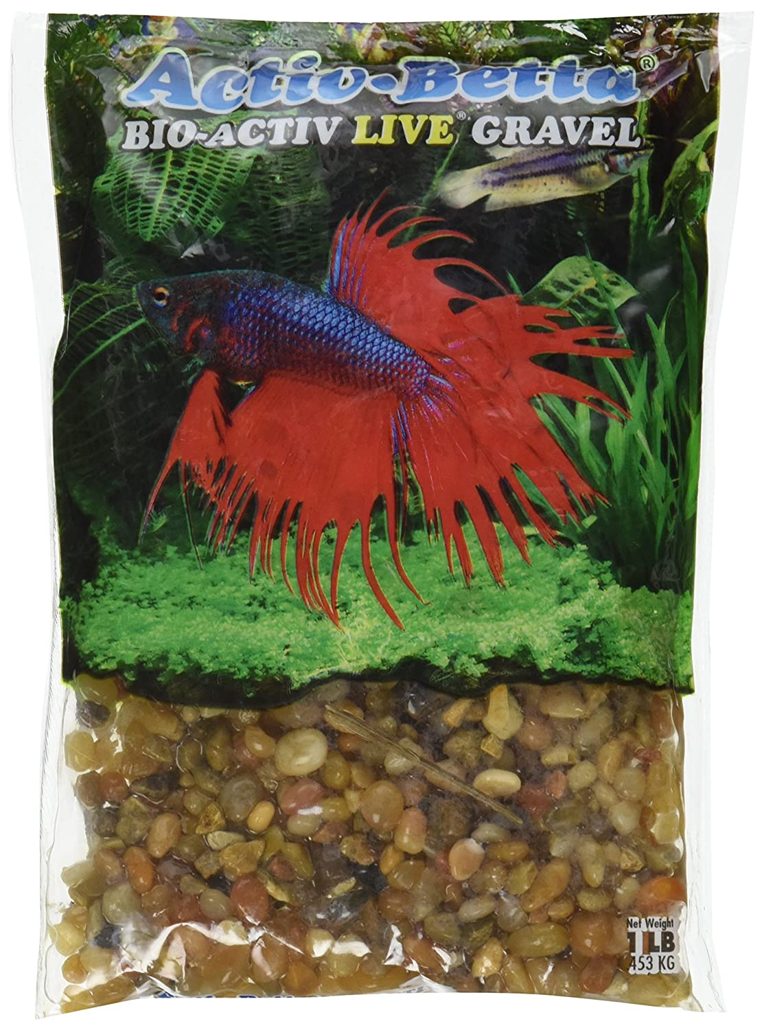 Amazon.com : Activ Betta Gems Aquarium Sand, 1-Pound : Aquarium ...