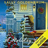 A Holiday Yarn: Seaside Knitters, Book 4