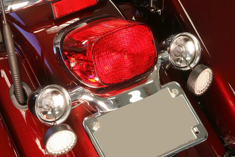 FLYPIG Rx330 Rx400H RH Reflector Marker LightMarker Light W//Bulb Rh 819100E010 81910-0E010 For Lexus 2004-2009