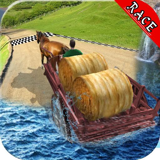 Racing Horse Cart Simulator -