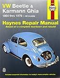 VW Beetle 1200 and Karmann Ghia 1954-1979 (Haynes Manuals)