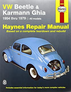 How to rebuild your volkswagen air cooled engine all models 1961 vw beetle karmann ghia 1954 through 1979 all models haynes repair manual sciox Images