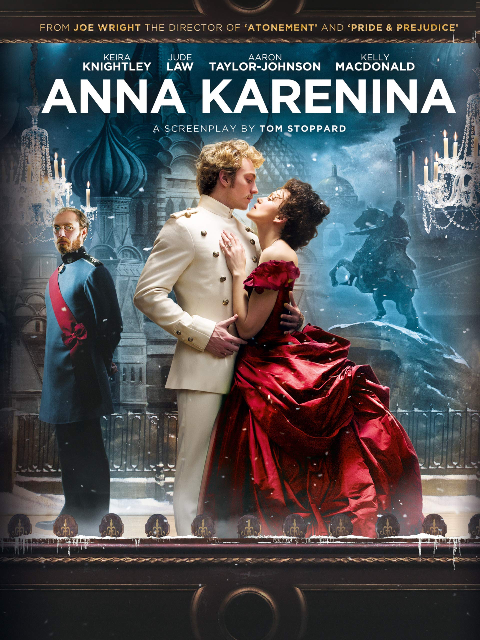 Anna Karenina on Amazon Prime Video UK