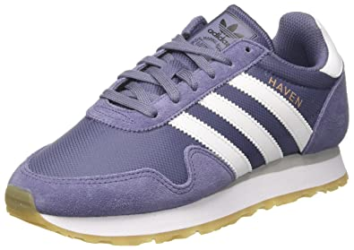 adidas Haven W, Chaussures de Running Femme, Multicolore (Super Purple  S16/Ftwr