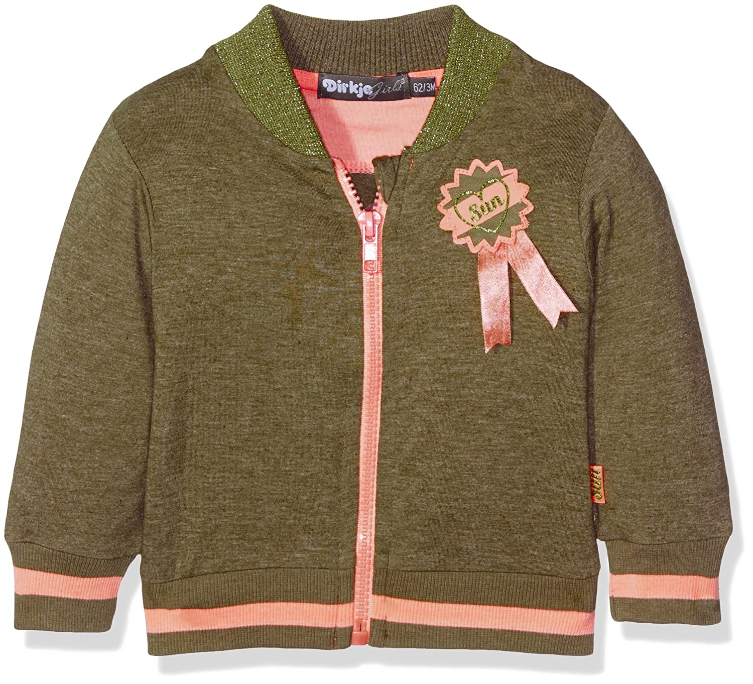 Dirkje Baby Girls' 35w-24401h Jacket