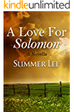 A Love for Solomon: A Novella (Forgotten Tales Book 2)