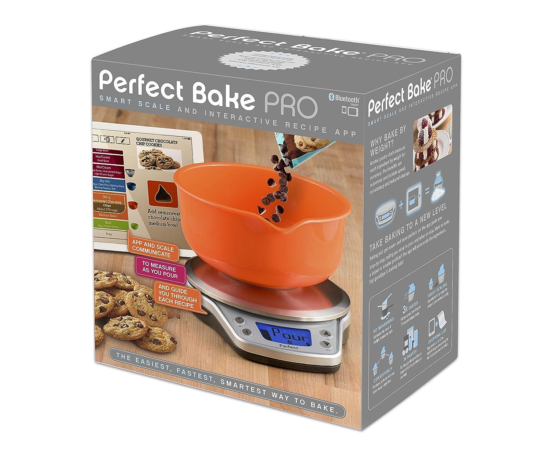 Amazon.com: Wireless Perfect Bake Pro Smart Kitchen Scale and ...